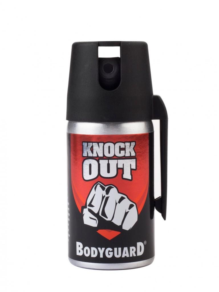 Bodyguard knock-out försvarssprej