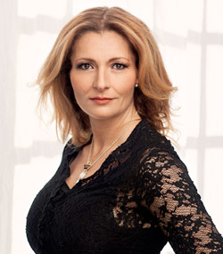 Katerina Janouch. Foto: Privat